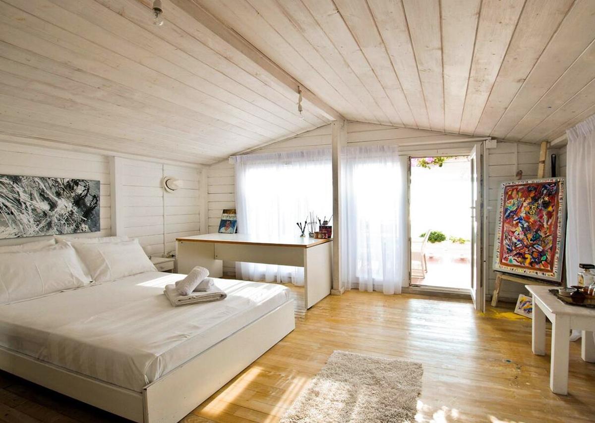 Stavento Apartments - EXECUTIVE STUDIO